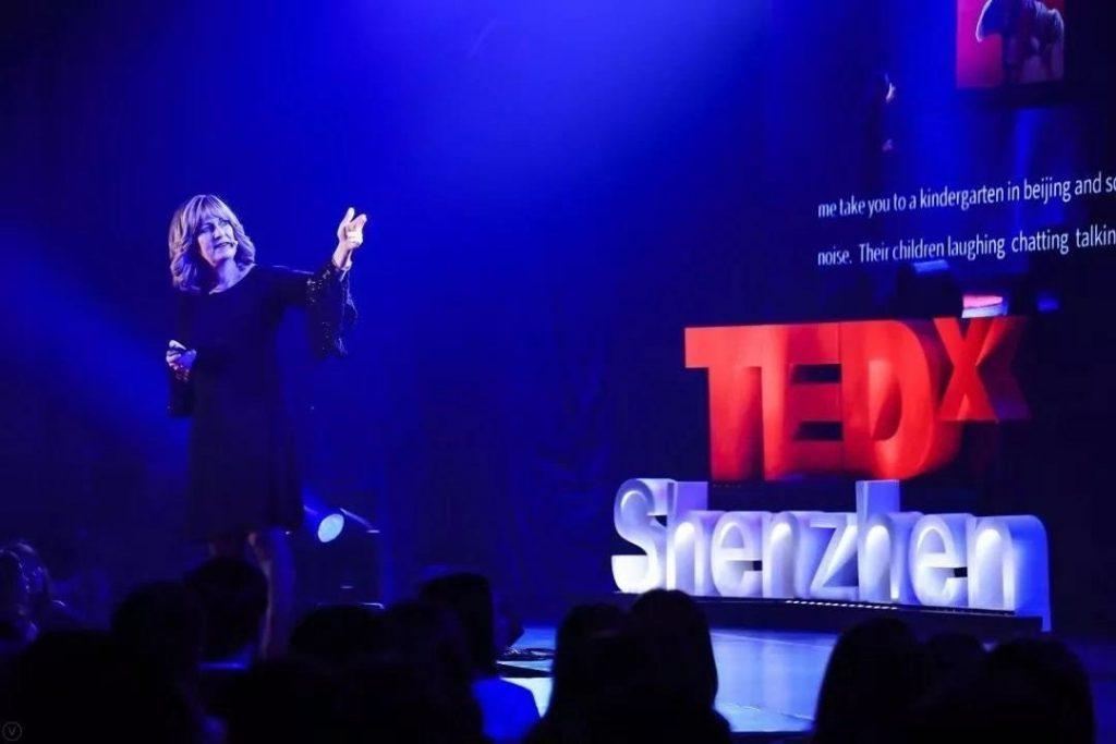 Ruth Perednik on TED talk